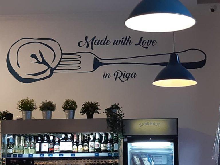 מסעדות בריגה