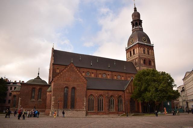 העיר העתיקה בריגה